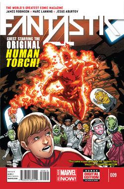 Fantastic Four Vol. 5 -9