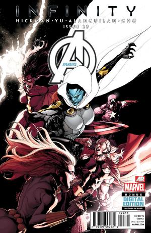 Avengers Vol. 5 -23