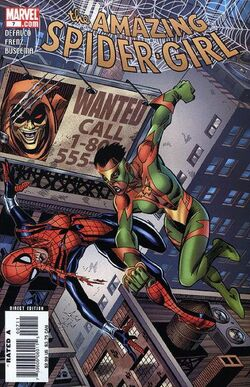 The Amazing Spider-Girl Vol 1 7