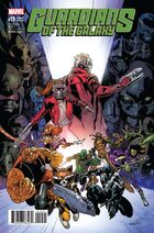 Guardians of the Galaxy Vol. 4 -19 Final Issue Variant