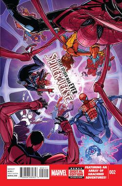 Spider-Verse Vol. 1 -2