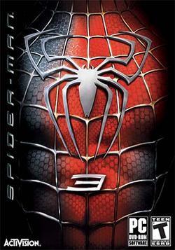Spider-Man 3 Coverart