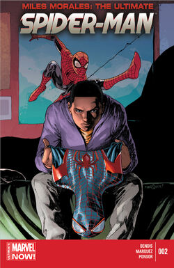 Miles Morales Ultimate Spider-Man Vol. 1 -2