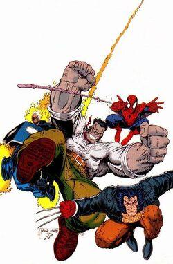 New Fantastic Four (Earth-616) 001