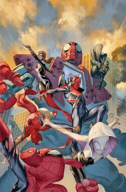 Web Warriors Vol. 1 -8