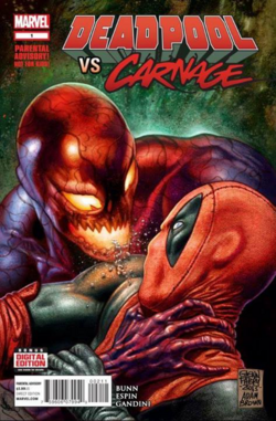 Deadpool vs. Carnage Vol. 1 -1