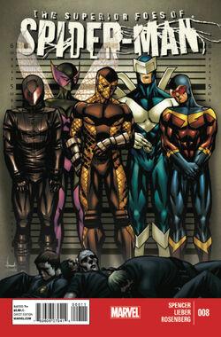 Superior Foes of Spider-Man Vol. 1 -8