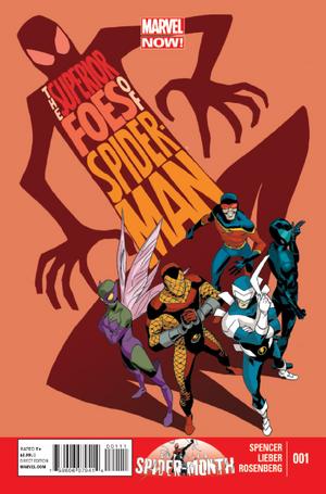Superior Foes of Spider-Man Vol. 1 -1