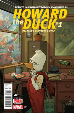 Howard the Duck Vol. 5 -1