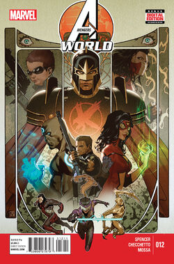 Avengers World Vol. 1 -12