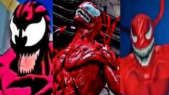 Carnage Voice Compare From 1994 To 2017 SpidermanVoices2