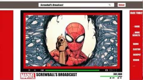 Superior Spider-Man 6 Cover Recap - Marvel AR