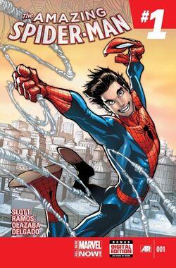 Amazing Spider-Man Vol. 3 -1