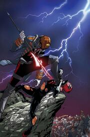 Karn vs. the Superior Spider-Man