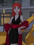The Spectacular Spider-Man Gangland Mary Jane Watson