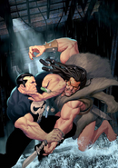Punisher vs Kraven