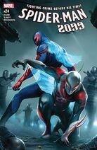 Spider-Man 2099 Vol. 3 -24