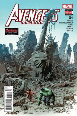 Avengers Millennium Vol. 1 -4