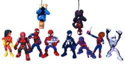 Spider-Friends (Earth-91119)