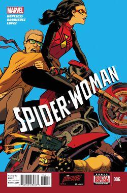 Spider-Woman Vol. 5 -6