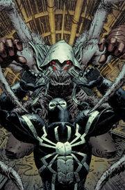 Steve Rogers as Spider-King