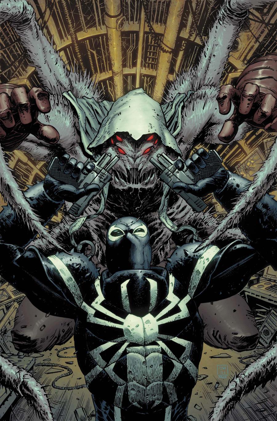 Image - Steve Rogers as Spider-King.jpg   Spider-Man Wiki ...