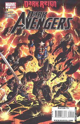 Dark Avengers Vol 1 2