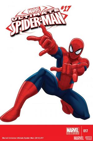 Marvel Universe Ultimate Spider-Man Vol. 1 -17