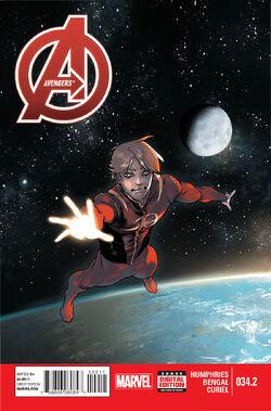 Avengers Vol. 5 -34.2