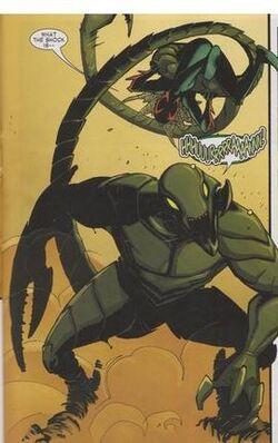 Scorpion 2099 Time Storm
