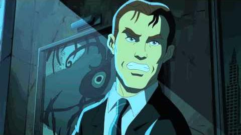 Ultimate Spider-Man Steven Weber