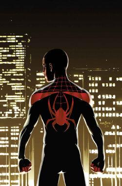 Miles Morales Ultimate Spider-Man Vol. 1 -1
