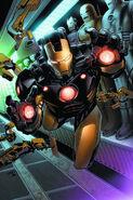 Iron Man Vol 5 1 Textless