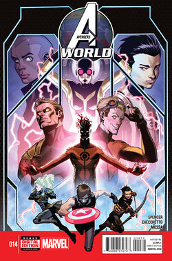 Avengers World Vol. 1 -14