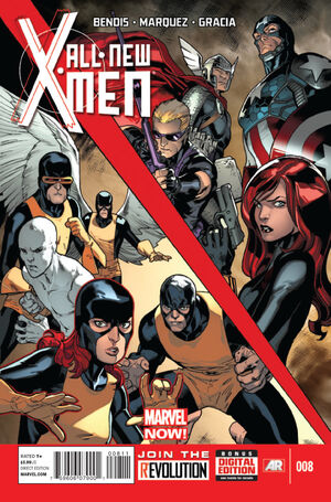 All-New X-Men Vol. 1 -8