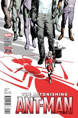 Astonishing Ant-Man Vol. 1 -9