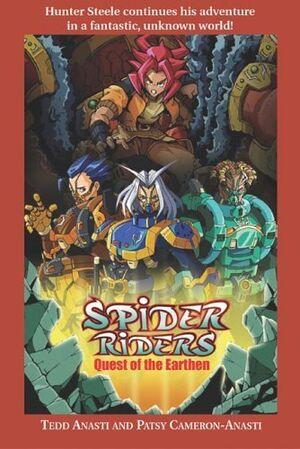 SpiderRiders QuestOfTheEarthen
