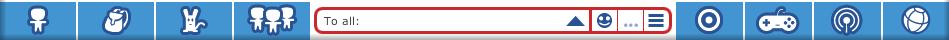 Spineworld toolbar