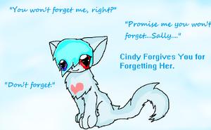 Forgotten Hack Normal Cindy