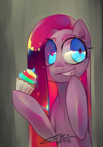 File:Pinkamena et rainbow dash by iopichio-d4onc2g large.jpg