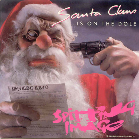 File:220px- Spitting Image Santa Claus Is On The Dole Vinyl.jpg