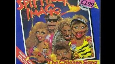 Spitting Image-The chicken song-0