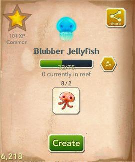 Blubber Jellyfish§Aquapedia