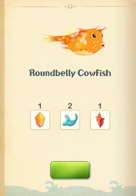 Roundbelly Cowfish§Aquapedia