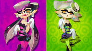 Splatfest Callie vs Marie