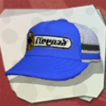 Datei:Headgear 2-Stripe Mesh Cap.jpg