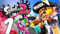 Splatoon 2 - Gameplay Walkthrough Part 1 - Story Mode Campaign (Full Game) Nintendo Switch