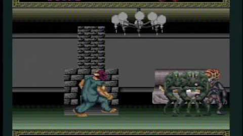 Happy Video Game Nerd - Splatterhouse Part 1 of 2