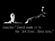 Splatterhouse 3 Level 1 End (Very Good) Scene 2
