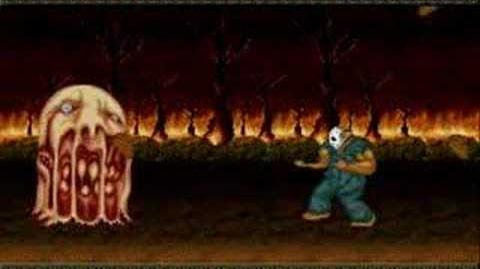 Splatterhouse 1 Final Stage